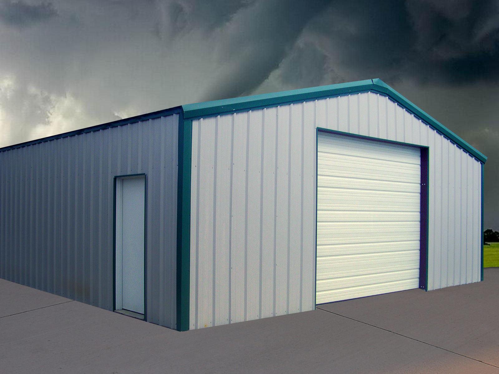 Heavy Duty Series Steel Building Kit