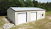Farm and Ranch Series Steel Building Kit -