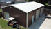 Heavy Duty Series Steel Building Kit -